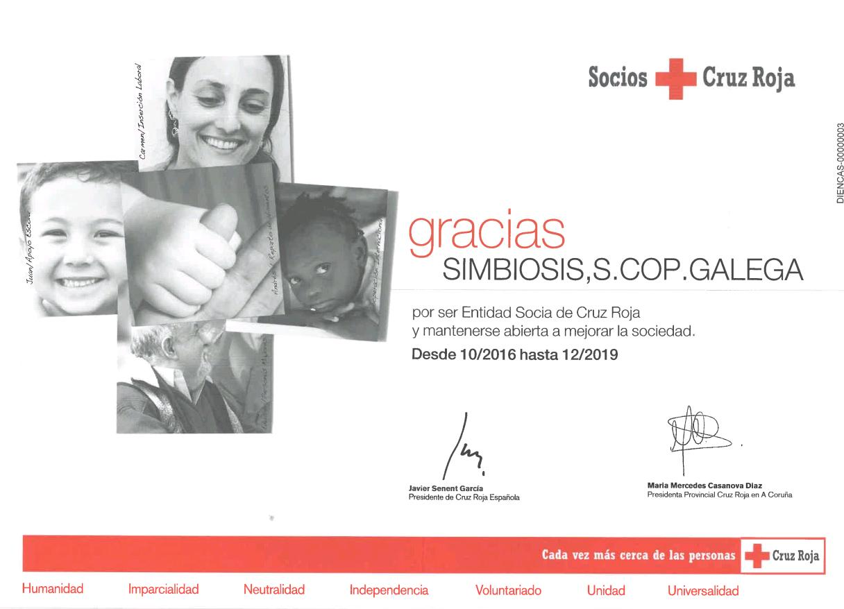 SIMB_diploma colab. Cruz Roja