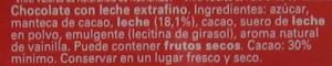 cantidad ingrediente 2