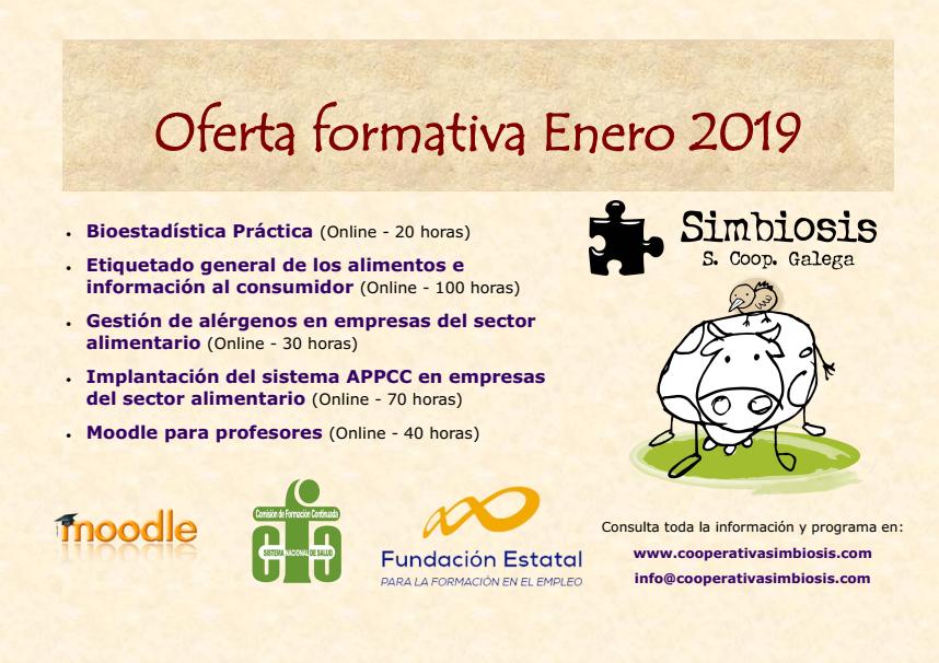 Formación Simbiosis Enero 2019