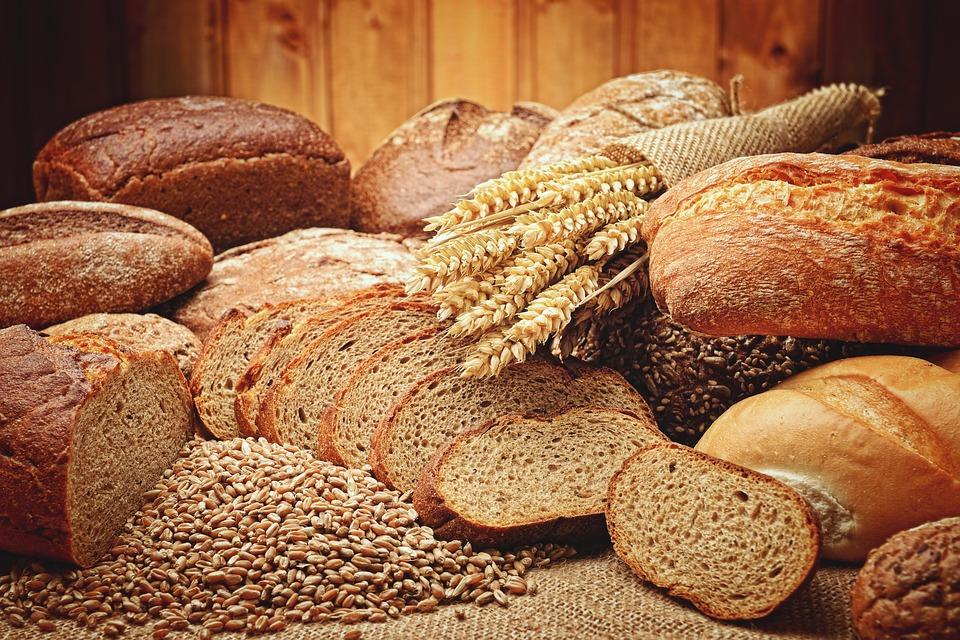 pan integral. etiquetado