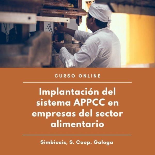 """Curso """"Implantación del sistema APPCC en empresas del sector alimentario"""""""