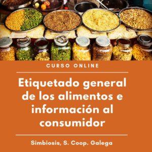 Curso online: Etiquetado general de los alimentos e información al consumidor