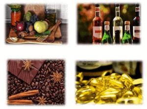 etiquetado de los alimentos. Sectores