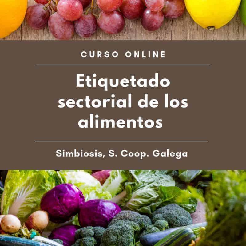 curso etiquetado sectorial alimentos
