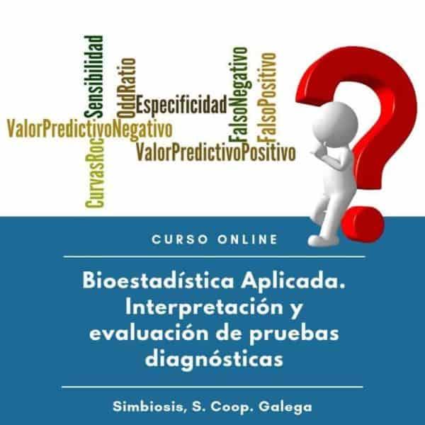 curso Bioestadística pruebas diagnósticas