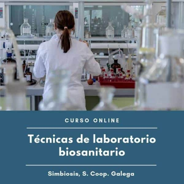 curso Técnicas de laboratorio biosanitario