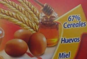 ingredientes destacados con imágenes en etiquetado