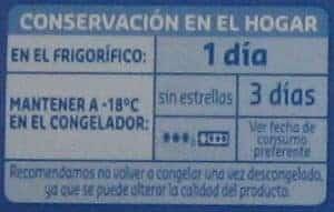 conservación congelados 300x191 1 Los envases de los alimentos en el hogar