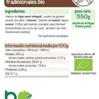 etiquetado general de los alimentos