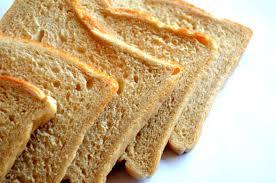 pan tostado acrilamida