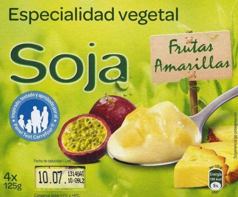 especialidad vegetal soja