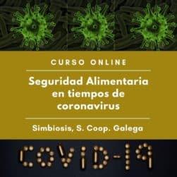 curso coronavirus COVID-19. seguridad alimentaria