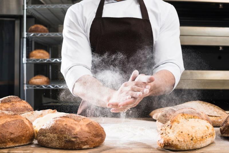 obrador panadería