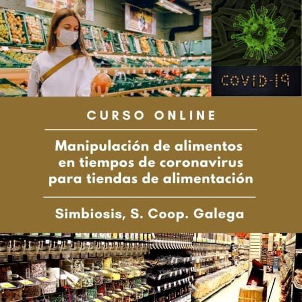 Manipuladores Covid tiendas