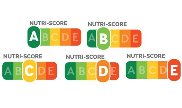 Etiquetado nutri-score